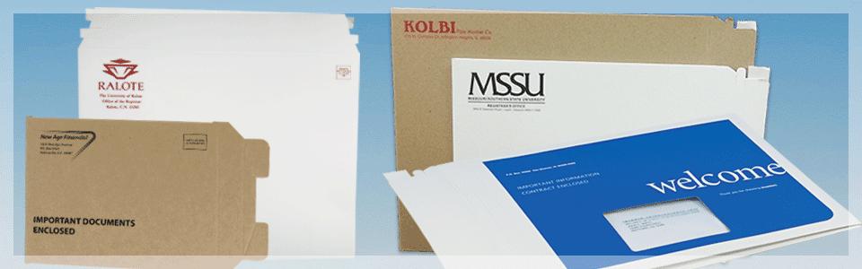 Custom Printed Mailers - Diploma