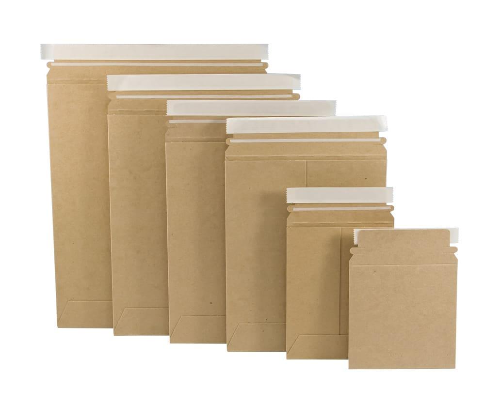 Stayflats Plus® Mailers (Kraft)