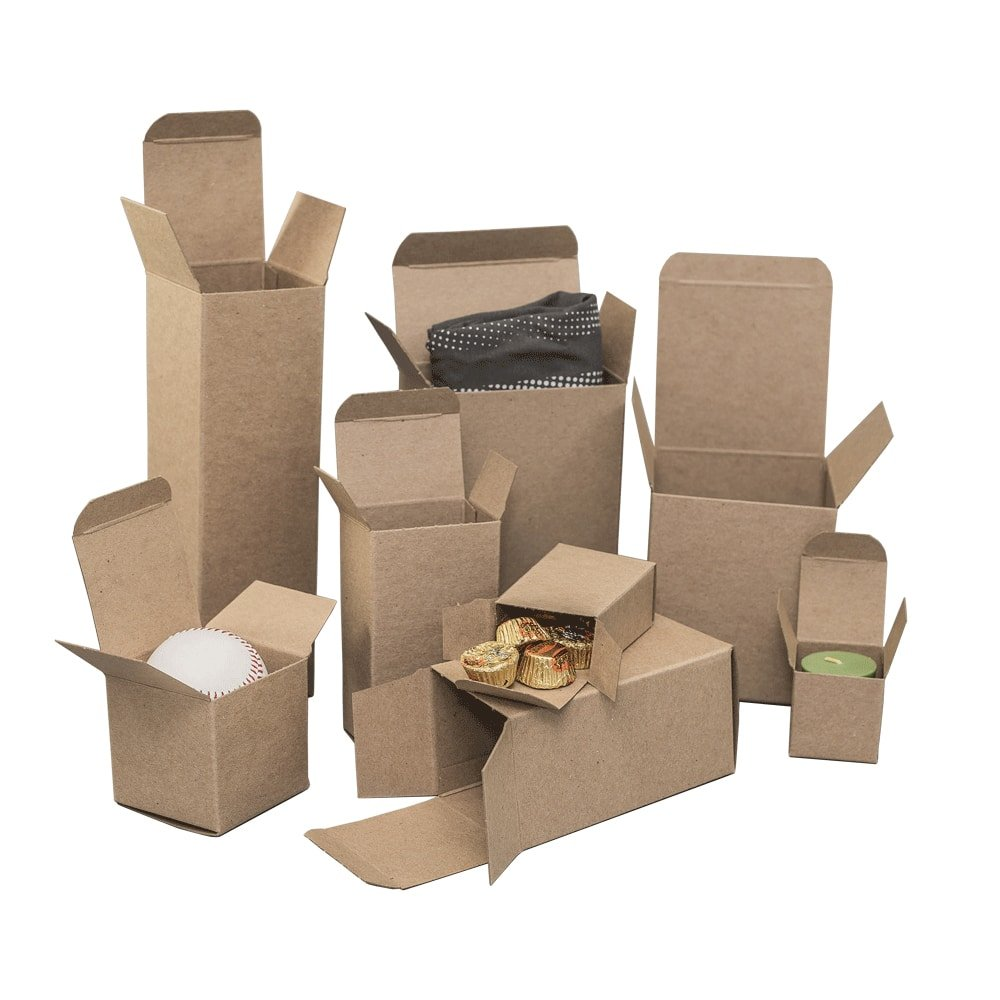Reverse Tuck Cartons