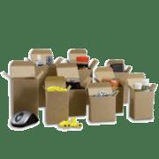 Reverse Tuck Cartons (Kraft)