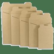 Stayflats® Mailers (Kraft)