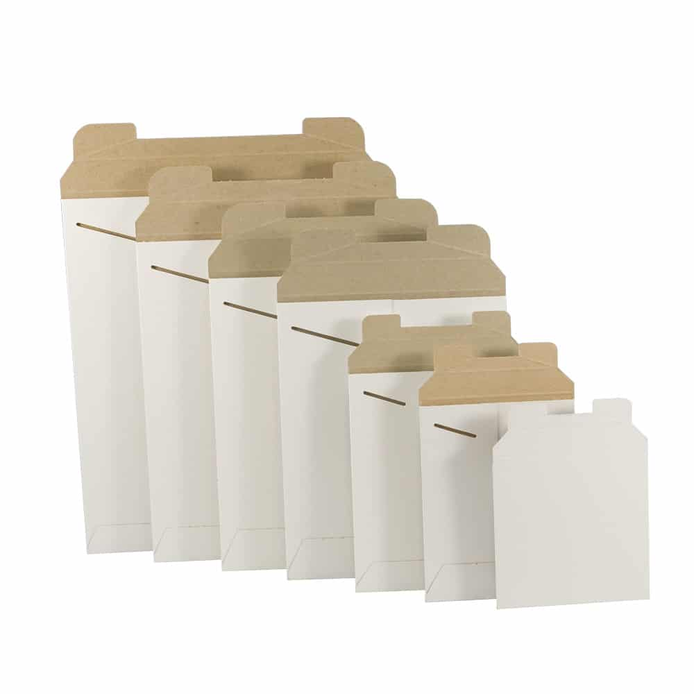 Stayflats® Mailers (White)