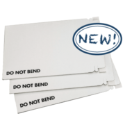 DO NOT BEND Printed Stayflats Plus® Mailer